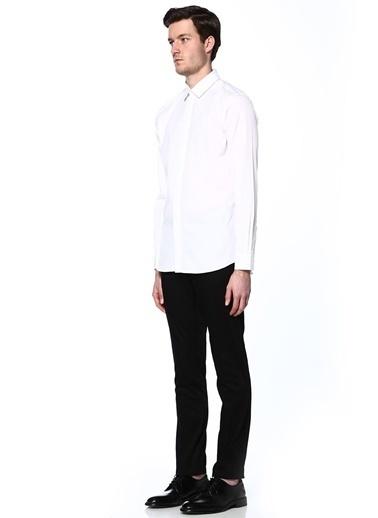 Uzun Kollu Klasik Gömlek-Givenchy